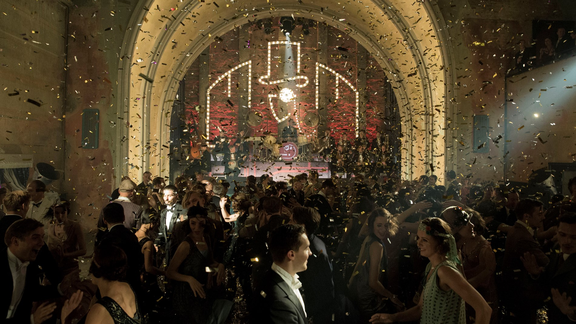 ARD tv-serie Babylon Berlin